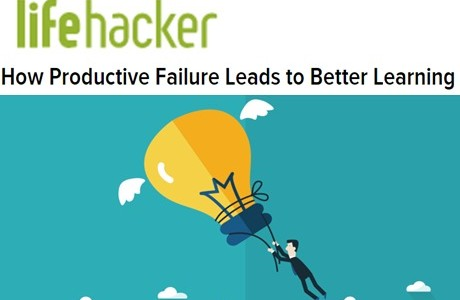 Productive Failure: Turn Your Mistakes Into Learning Opportunities